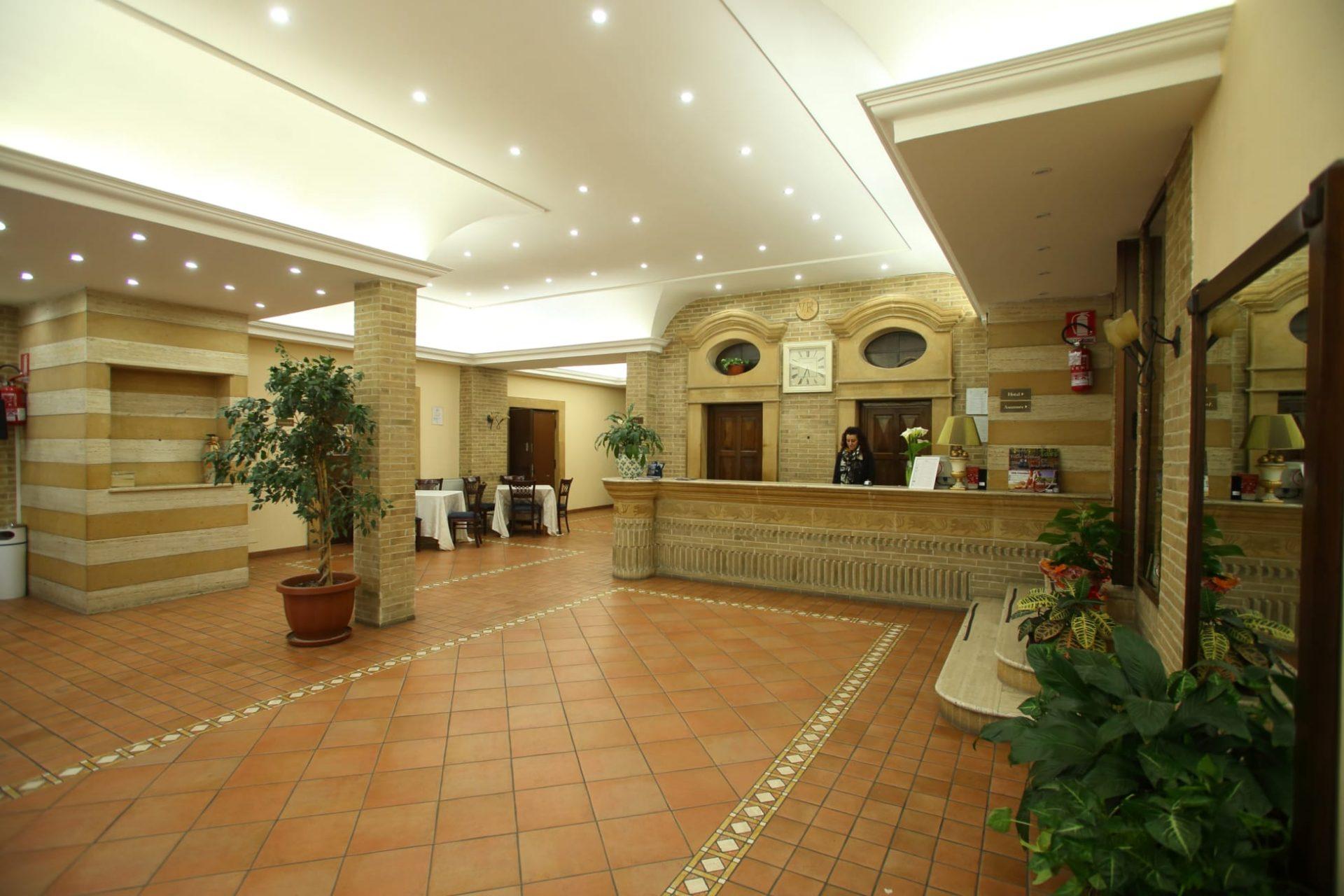 Hotel Villa Romana,<br> Eleganza e Sicilianità.
